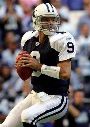 Tony Romo | Tony Romo Height and Weight