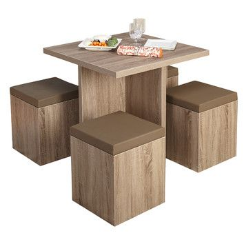 FREE SHIPPING! Shop Wayfair for TMS Baxter 5 Piece Dining Set - Great Deals on all Furniture products with the best selection to choose from!
