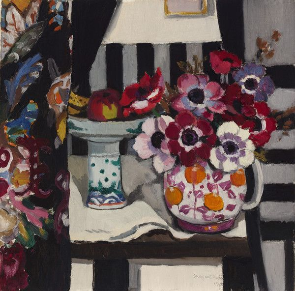 Still life by Margaret Preston from National Gallery of Australia