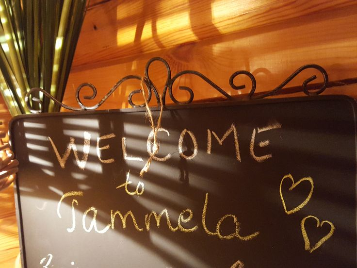 welcome to Tammela