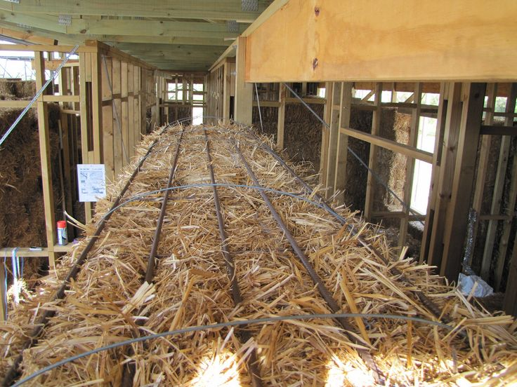 Wire Over Trench Mesh - Strawbale House Build in Redmond Western Australia   Flickr - Photo Sharing!