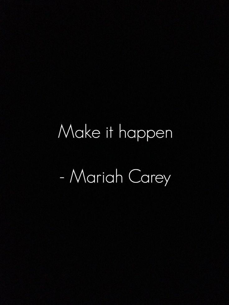 Hold on tight #quote #inspire #mariahcarey