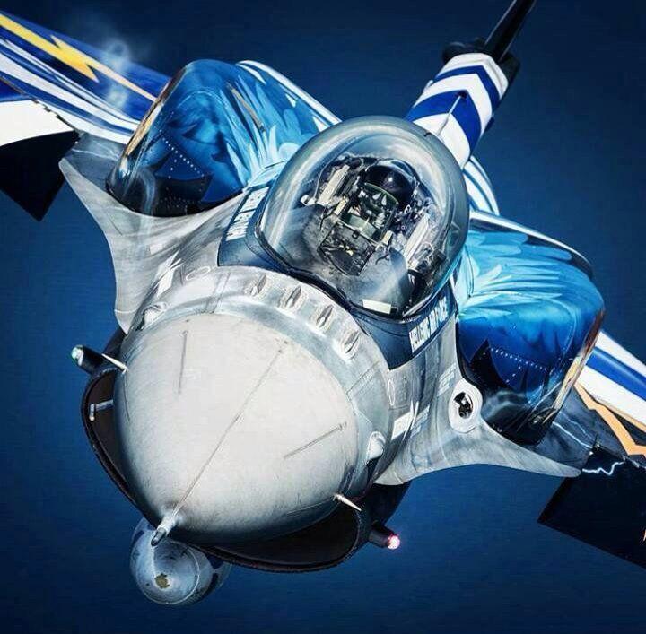 Hellenic Air Force F-16 Zeus Demo Team