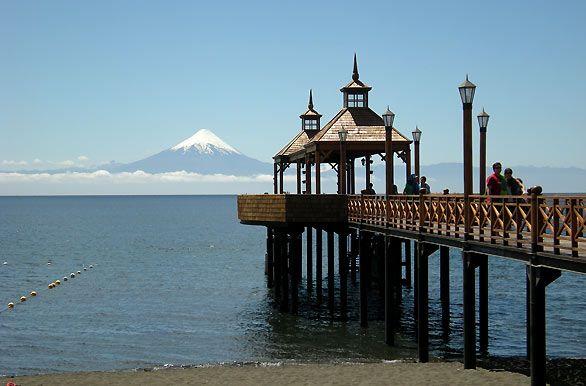 Frutillar, Chile Vacation 2014