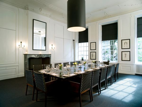 Regents room at the Dylan Hotel in Amsterdam