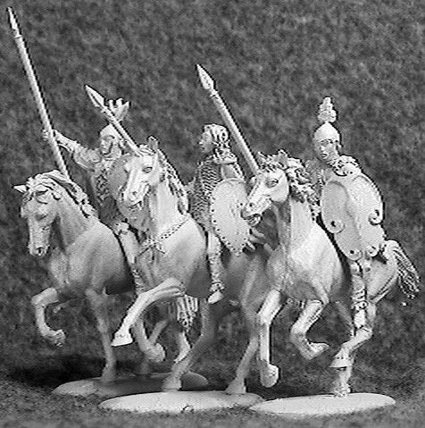 Thunderbolt Mountain — #8062 War Pack of 20 Assorted Wood Elf Nobles