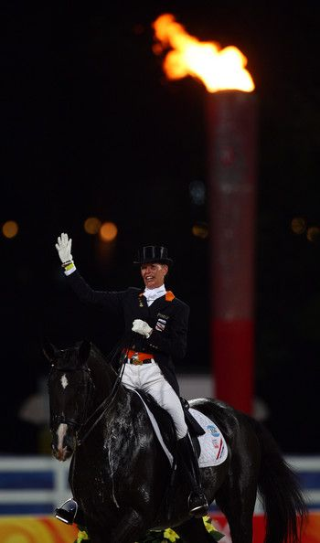 Anky van Grunsven Pictures Olympics Day 6 - Equestrian -