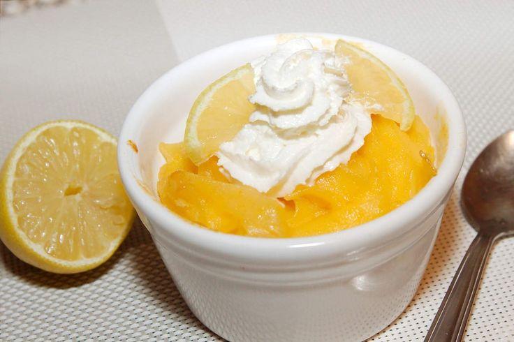 Citromos sült tészta recept