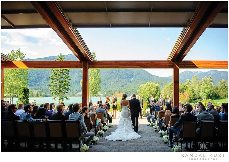Nicklaus North Golf Course, Whistler | Pam & Adam | Image by Randal Kurt Photography