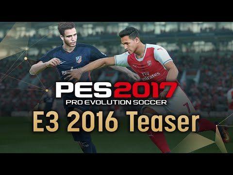 Primo e trailer e qualche dettaglio emerso vedendo il video di Pro Evolution Soccer 2017, il gioco di calcio tarkato Konami.