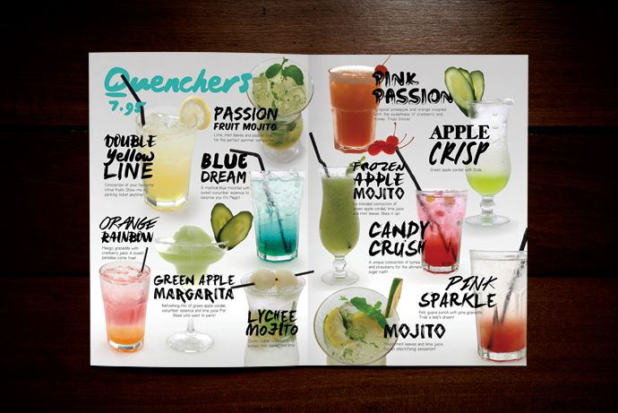 Fish & Co. Drinks Menu | Goodfellas