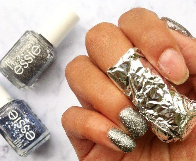 خدعة بسيطة لإزالة طلاء الأظافر اللامع 8220 المناكير 8221 في خمس دقائق فقط Silver Rings Silver Jewelry