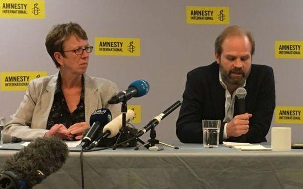 Sendika (.) Org ///  Uluslararası Af Örgütü: Türkiye kırmızı çizgiyi aştı, rejim artık saygın değil