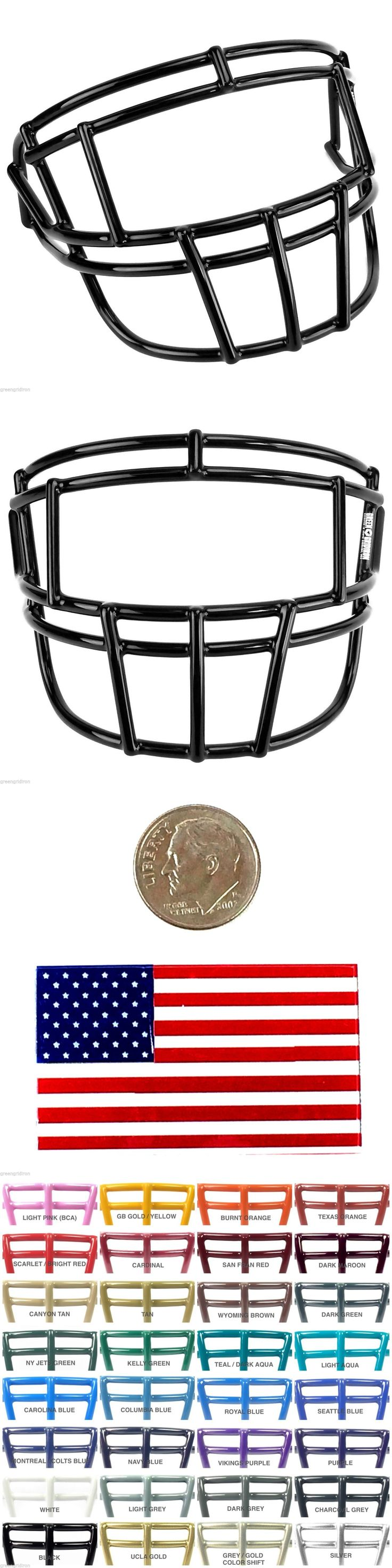 Helmets and Hats 21222: Schutt Super Pro Egop-Ii Football Facemask - 30+ Colors Available -> BUY IT NOW ONLY: $30 on eBay!
