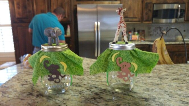 50 best baby nursery images on pinterest child room for Mason jar bookends