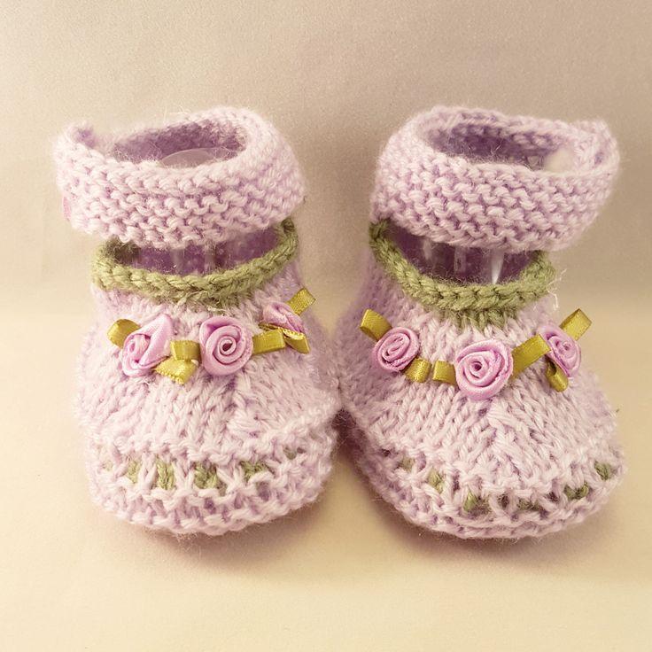 Unique Babyschuhe Musterstricken Ideas - Decke Stricken Muster ...