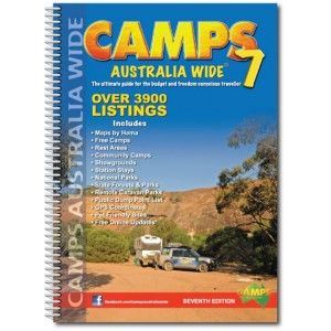 Guide to free camp sites