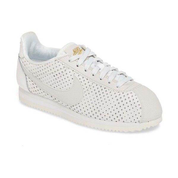 Nike Cortez White Shoes