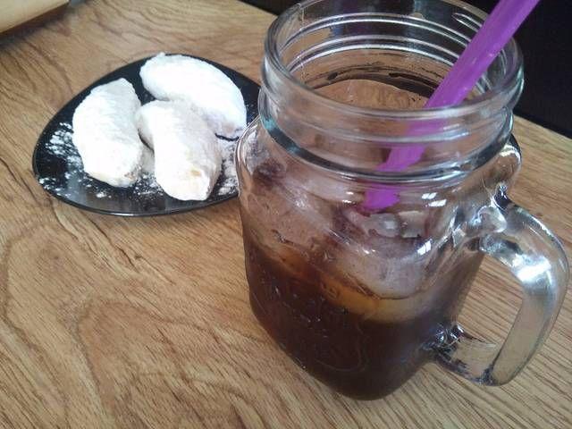 Κρύος γαλλικός καφές #cookpadgreece #kriosgallikoskafes