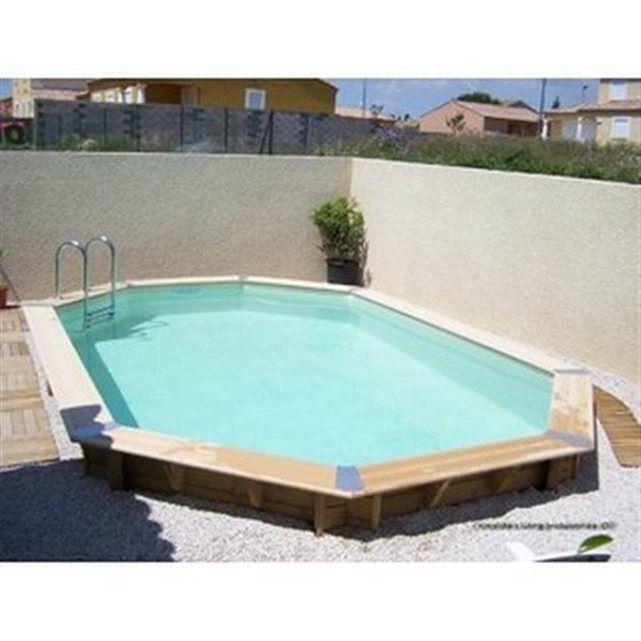 piscine bois 4 x 6