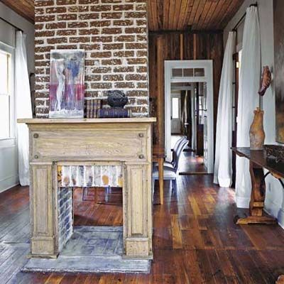 11 Best Images About Fireplace In The Middle Of Room On Pinterest