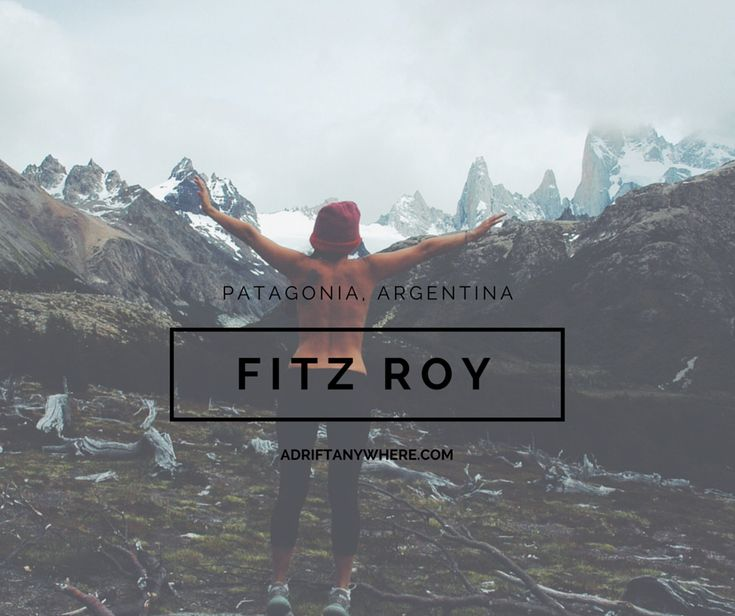 Guide to hiking in Argentina's Patagonia mountain range: Fitz Roy in El Chalten
