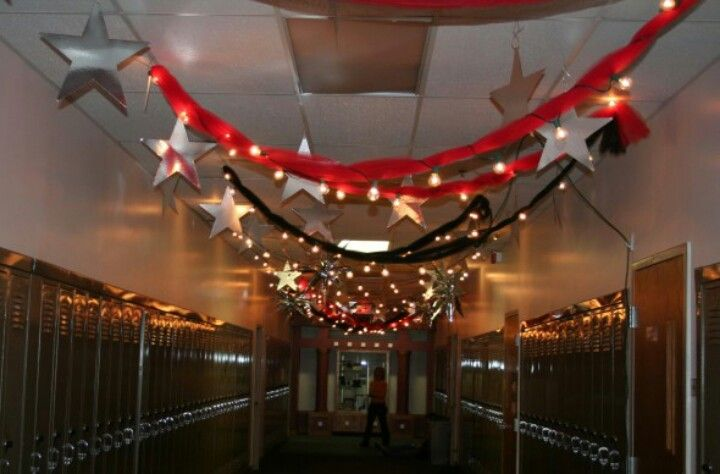 Hallway homecoming