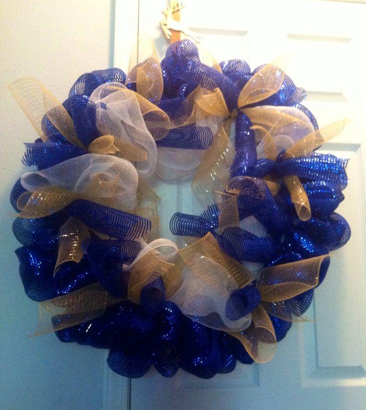 KC Royals Wreath 10 best Fig Leaf