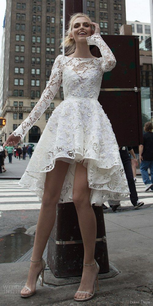 50 Best High Low Wedding Dresses Pinterest And 2016