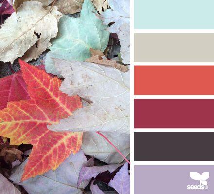 fallen palette