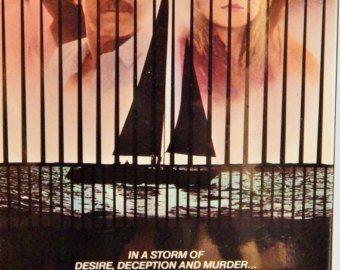 Midnight Crossing VHS 1988 Vestron Video Movie; Faye Dunaway, Kim Cattrall, Daniel J Travanti, John Laughlin, Ned Beatty; Suspense Thriller - Edit Listing - Etsy