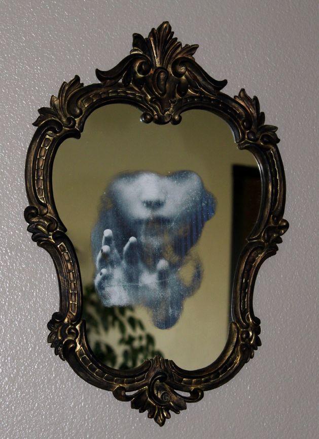 espejo fantasma