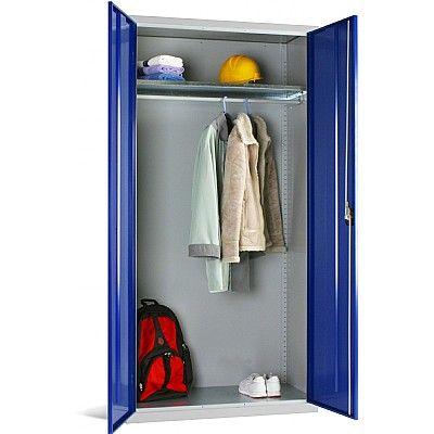 Value Steel Wardrobe Cupboards