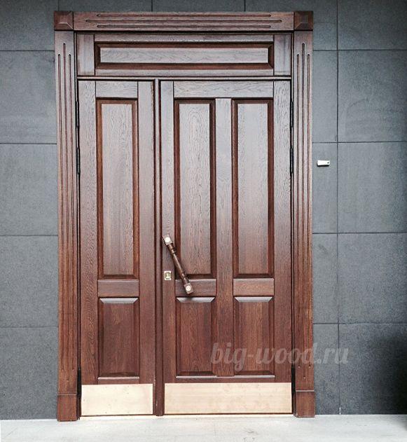 Двери входные. Массив дуба. #двери #деревянныедвери #door #изделияизмассива #массив #деревовинтерьере #wood
