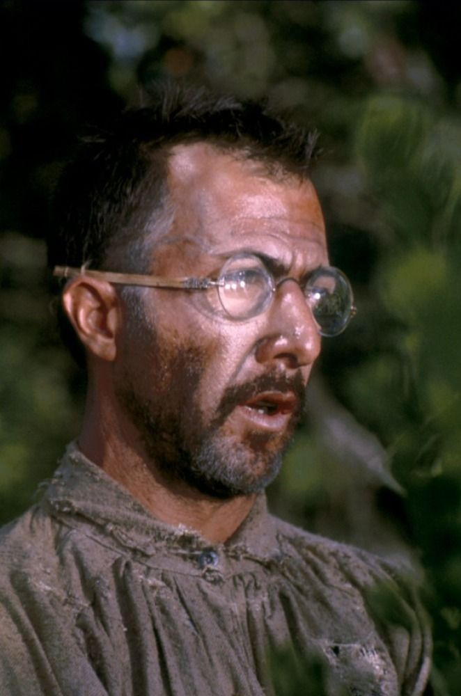Dustin Hoffman in Papillon, 1973 | Film Loves & Luvvies ...