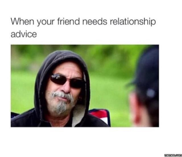 Dating a friend advice
