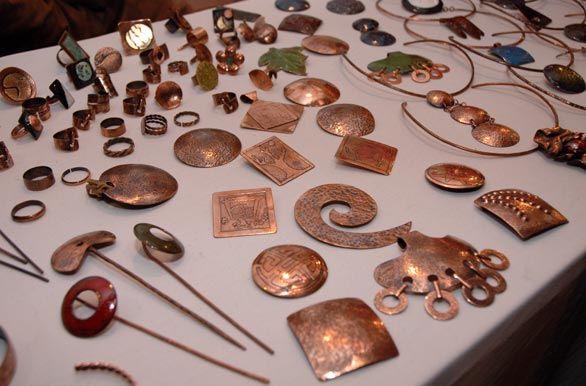 Artesanías de cobre - Rancagua