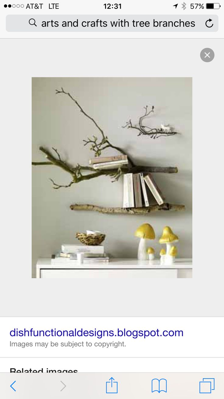 Classy Images Of Tree Branches Decoration For Your Inspiration :  Interactive Accessories For Table Decoration Using