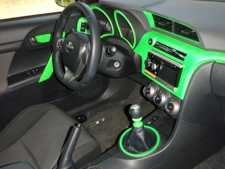 scion 2015 interior. scion tc second gen custom dash pinterest and cars 2015 interior