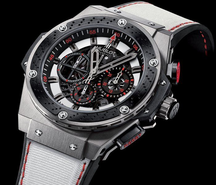 Hublot F1 king Power SUZUKA