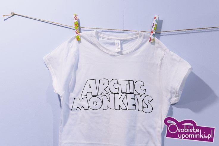 www.osobisteupominki.pl #arctic monkeys #am #t-shirt