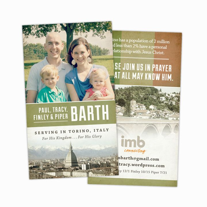 16 best Ministry: Missionary Prayer Card Ideas images on Pinterest ...