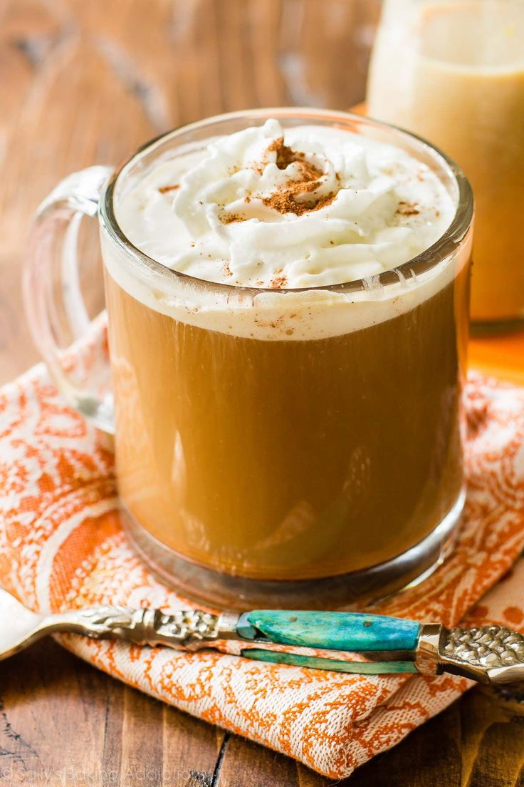 Homemade Pumpkin Coffee Creamer in less than 15 minutes! Such great flavor, made with real pumpkin puree, and inexpensive to make!