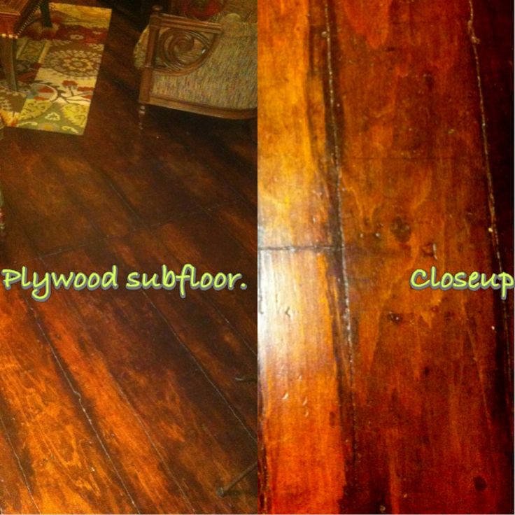 The 25 best plywood subfloor ideas on pinterest for Painting plywood floors ideas