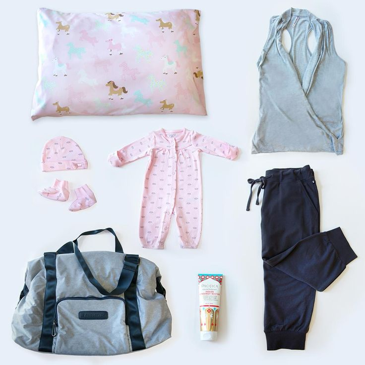 A helpful hospital packing list for mom and baby. Read on blog.fabletics.com