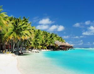 Aitutaki Resort and Spa in the Cook Islands really has to be seen to be believed.