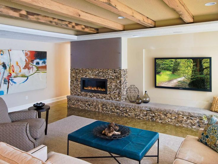 Basement Decor Ideas Gorgeous Inspiration Design