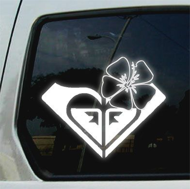 Roxy decal for my future jeep my style pinterest roxy decals and jeeps