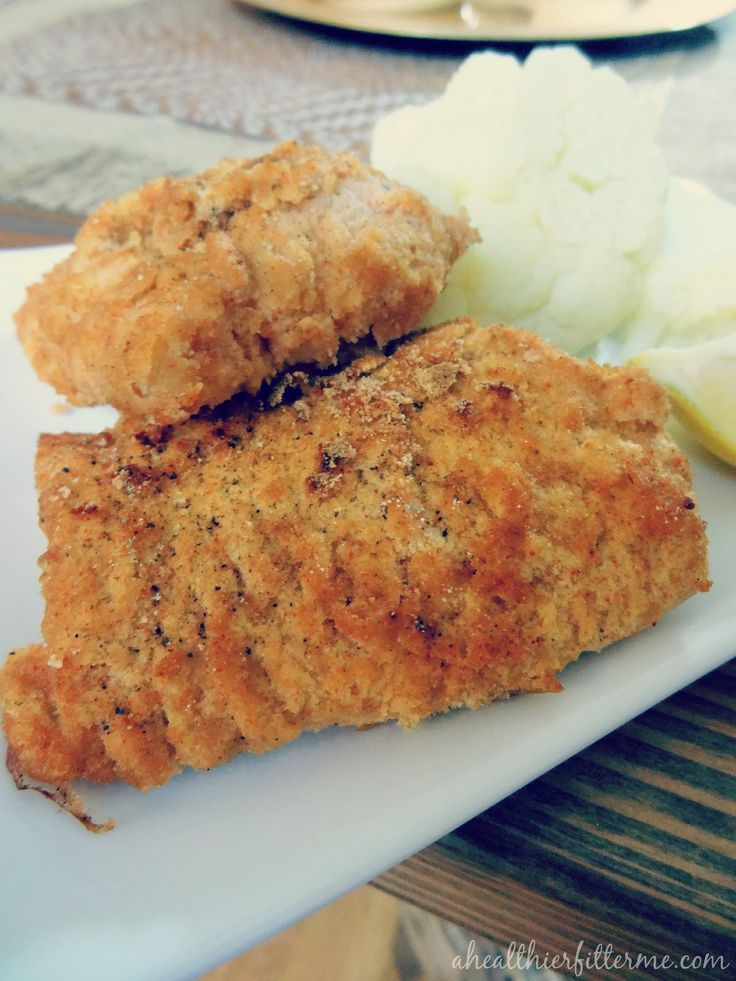 A healthier fitter me better for you fish shake n 39 bake for How do you bake fish