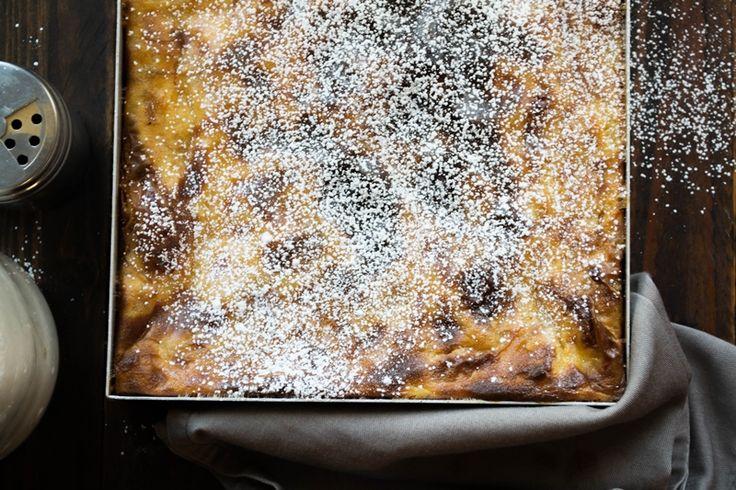 Πατσαβουρόπιτα με Κρέμα ή Εύκολη Μπουγάτσα η ζεστασιά του βουτύρου, με την γλυκιά κρέμα και την μοσχοβολιστή κανέλα είναι κάτι αξεπέραστο!